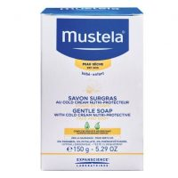 MUSTELA Gentle Soap with Cold Cream Nutri-Protective 150 gr Cold